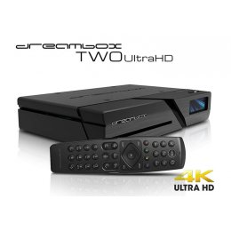 Dreambox DM TWO Ultra HD 4K 2x DVB-S2X MIS