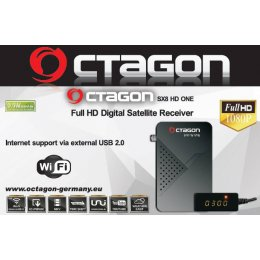 Octagon SX8 HD One DVB-S2 IPTV